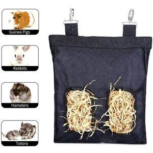 Rabbit Hay Bag My Neighbor Totoro Food Bag Small Pet Feeding Bag Hanging Bag