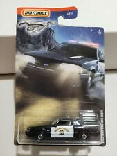 New listing 1993 Ford Mustang LX SSP Matchbox California Highway Patrol CHP Police Car