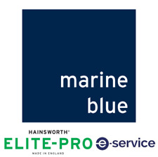 Hainsworth Pool Cloth - 7'x4' - Elite-Pro (Speed) - Marine Blue - Bed & Cushion