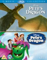 Petes Dragon (Live Action) / Petes Dragon (Animato) Blu-Ray Nuovo (BUH0263