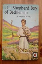 Bible Story Ladybird Book Shepherd Boy Spring Lamb Pet Care KS1 RE Christian