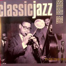 CLASSIC JAZZ, THE FIFTIES - VARIOUS, 2 CD SET, TIME LIFE, 32TRACKS