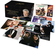 James Galway - Complete RCA Album Collection [New CD] With DVD, Boxed Set