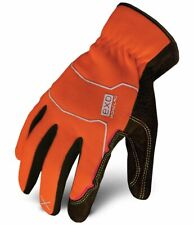 Ironclad Gloves Small Hi Visibility Orange