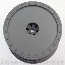 DE Racing 1/10 Scale Wheel (Associated B4 / B44) - (rear) - SILVER (DER-BB-ARS)