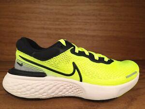 Nike ZoomX Invincible Run FK Yellow/Volt White Men's Size 11 (CT2228-700)