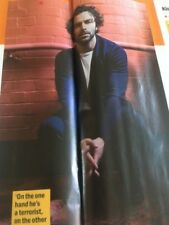 Time Out London June 2018: Aidan Turner Interview The Lieutenant of Inishmore