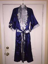 Pre-Owned Unbranded Men's Reversible Kimono Blue Size 3L
