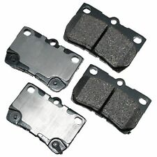 Rear Brake Pad For Lexus GS300 GS350 GS430 GS450H GS460 IS250 IS350