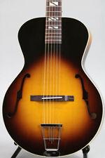 Gibson L-1 F-Hole Vintage Sunburst JAPAN rare EMS F/S