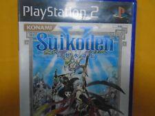 ps2 SUIKODEN V 5 *x An Epic RPG Game PAL UK ENGLISH Version