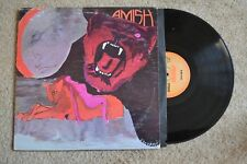 Amish Rock Record lp original vinyl album