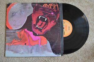Amish Rock Record lp original vinyl album