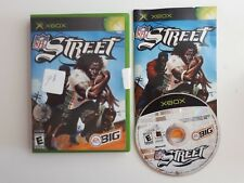 NFL Street COMPLETE GAME for your original XBOX system VG - FREE SHIPPING !!