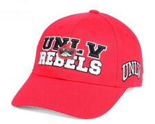 919556784475b New UNLV Rebels Top of The World NCAA Teamwork Hat Cap Red Adjustable