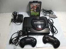 SEGA GENESIS® 1601 Console 16 BIT, 2 Controllers, Power Adapter, RF Switch Cable