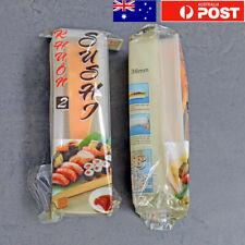 2-Pack x Sushi Maker Kit 4Pcs Sushi Rice Roller Mold Sushi DIY Tool