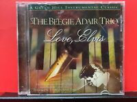 Love, Elvis by Beegie Adair (CD, May-2008, Green Hill Productions) A548