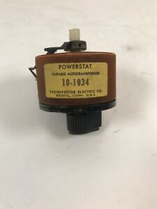 Powerstat 10-1034 Variable Autotransformer
