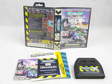 Micro Machines Turbo Tournament 96 Sega Mega Drive Complete PAL