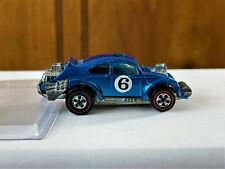 Hot Wheels Redline 1971 Evil Weevil Spectraflame Blue VVGC