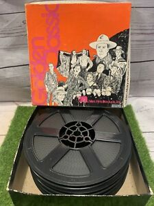 Super 8mm THE GOLD RUSH with Charlie Chaplin reels SILENT Appears Brand New