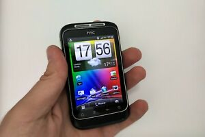 HTC Wildfire S - Black (Unlocked) Smartphone PG76100 Android 2.3.5 Mobile phone