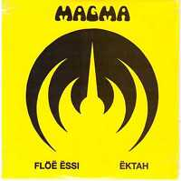 MAGMA Floe Essi / Ektah CD SINGLE on Seventh Records, 1998 – In Shrink