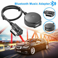 1* Wireless Bluetooth Music Adapter Audio Aux USB Cable Cord For Mercedes-Benz