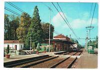 somma lombardo interno stazione ferroviaria anni 60/70