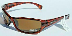SUNCLOUD Hook POLARIZED Sunglasses Havana/Brown Smith Fish/Sport NEW