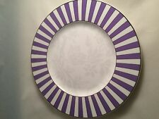 Villeroy & Boch DAMSON STRIPE Luncheon Plate