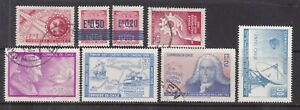 CHILE ^^^^^^1968-69    MNH  & used   collection  $$@ dca304chile4