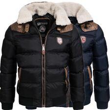 Geographical Norway warme Winterjacke Steppjacke Designer Jacke S M L XL XXL
