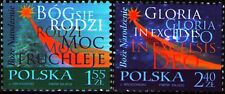 Poland 2010 Sc3996-7 Mi4502-3 2v mnh Christmas