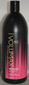 Naturelle Volumax Volumizing Styling Gel - Alcohol Free - Color Safe 33.8oz
