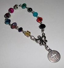 Simple Serenity Prayer Chaplet- 12 Step Rosary- Wonderful Gift For Recovery