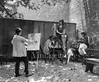Krazy Kat Klub Speakeasy Photo 61921 Flapper Jazz Prohibition era Washington DC