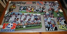 VINTAGE # 4219 POSTER WORD CUP USA 94 SOCCER