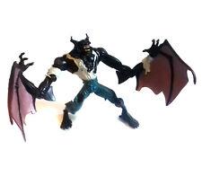 DC Comics Batman Hombre Grande de 6 pulgadas escala bat figura de juguete, masiva ala palmo Rara!