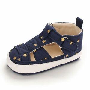 Soft Baby Shoes Non-slip Comfortable Footwear Newborn Toddler Sandals Girls Shoe
