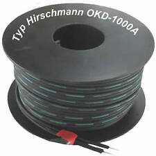 10m Rolle Lichtleiterkabel 2 adrig Typ Hirschmann OKD1000 A  RESTPOSTEN