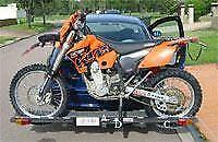 Motorcycle Trailer/Carrier design plans for Yamaha KTM Suzuki Honda etc