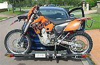 Motorcycle Trailer/Carrier design plans for Yamaha KTM Suzuki Honda etc