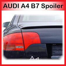 AUDI A4 B7 8E SPOILER / HECKSPOILER / SPOILERLIPPE