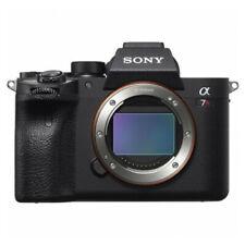 Sony Alpha 7R IV 61 Mpix Appareil Photo Numérique Hybride Plein Format - Noir (Boîtier Nu)