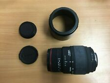 Sigma EX 70-300mm f/4.0-5.6 APO DG Lens For Pentax - Working - See Description