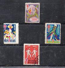 Venezuela Navidad Beneficos Pro tuberculosos años 1950-56 (CZ-394)