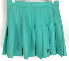 Jamie Sadock Womens Pleated Golf Skirt Mint Green size 12