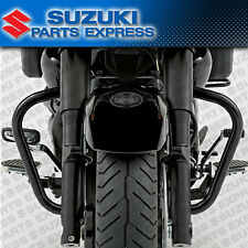 2013 - 2017 SUZUKI BOULEVARD C90 C90T BOSS GENUINE BLACK ENGINE CRASH GUARD SET